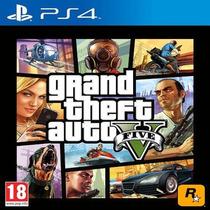Grand Theft Auto 5 Gta Ps4 Original Sellado