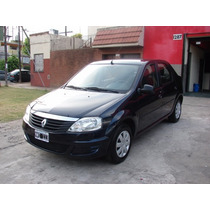 Renault Logan Pack I Plus D Airbag Y Abs Año 2013 34000 Kms