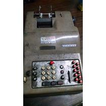 Maquina De Calcular Olivetti Antigua