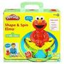 Carrusel De Figuras De Elmo Masa Play-doh Plaza Sesamo Habla