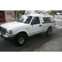 Ford Ranger Xl 3.0 Tdi Plus Cabina Simple 4x2 Diesel 2007