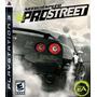 Need For Speed Prostreet Para Ps3 Importado En Caja Sellada!