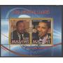 Malawi Lideres Afroamericanos Hojita Block