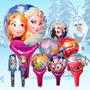 Globos X 50 Frozen, Peppa Pig, Minnie, Mickey Plantas Zombie