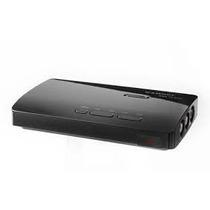 Sintonizadora Externa Tv + Fuente + Control + Cables Hd1080