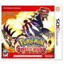 Pokemon Omega Ruby Nuevo Nintendo 3ds Dakmor Canje/venta