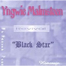 Yngwie Malsteen Revival Black Star - Homenaje... Cd