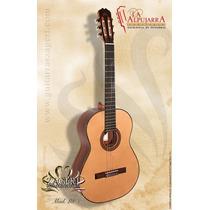 Guitarra De Concierto La Alpujarra M85 - Con Funda Acolchada
