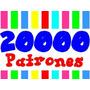 Kit Imprimible Empresarial 20000 Patrones + 2 Kit Eleccion!