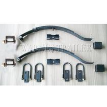Kit E30 - Elásticos 2 Hojas 45x06 Y Movimiento P/ Trailer