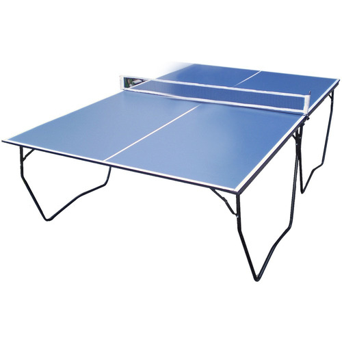 mesa de ping pong plegable c ruedas incluye red 89 603
