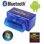 Scanner Auto Mini Elm 327 Bluethoot