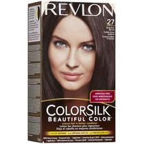 Revlon Colorsilk 27 Castaño Cálido -pack 2 Un V Beautyshop