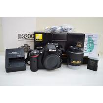 Nikon D3200 Kit 18-55mm Vr Ii 24mp