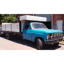Camion Ford F350 Chasis Largo- Todo Al Dia