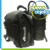 Alforjas Laterales P/moto Bewolk Impermeable 100% Cuatri Atv