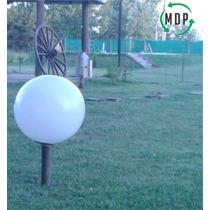 Esfera Plástica Rotomoldeada Para Caño