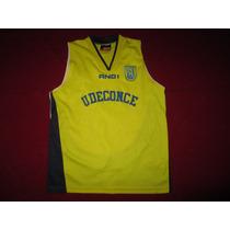 Camiseta De Basketball Universidad Concepcion And1 Talle M