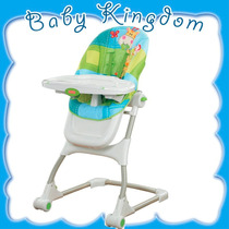 Silla Comer Bebe-chico-infantil Fisher Price Discover N Grow