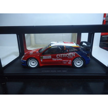 Citroen Xsara Wrc Rally Monte Carlo Loeb 2004 1/18 Auto Art