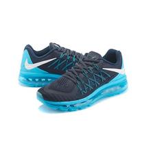 Zapatillas Nike Air Max 2015 Camara De Aire 360 Urbanas