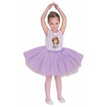 Disfraz De Sofia Bailarina Con Licencia Disney Original