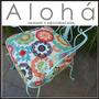 Almohadon 47x45-juego Jardin-sillon, Mesa-alohá
