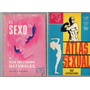 Lote De Libros Sexo-aborto-placeres-atlas Sexual