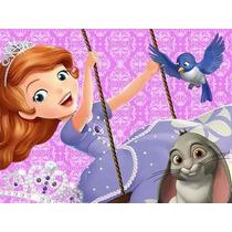Kit Imprimible Princesa Sofia Cotillon Y Candy Imprimibles