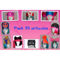 Fiestas De 15 Casamiento Gorros Cotillon Pack X 50 Martinez