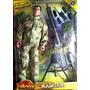 Muñeco Articulado Soldado Ranger Con Accesorios Grande