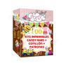 100 Kits Imprimibles Oro Candy Bar+ Patrones Único!!