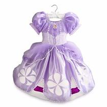 Disfraz Princesa Sofia Disney Store Modelo 2015/2016
