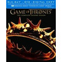 Blu Ray Game Of Thrones Season 2 Temporada Original Dvd