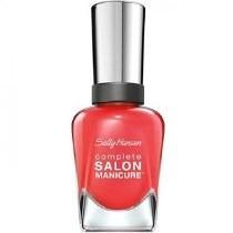 Esmaltes Sally Hansen Salon Kit Por 5 Colores A Elección