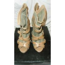 Zapatos Via Uno- Nosarkany-paruolo-mischka Divinosssss!!!