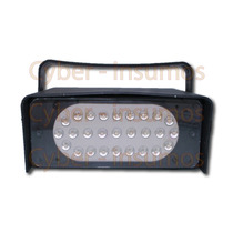 Nuevo Flash Grande De 27 Leds C/regulador Dj Fiestas Eventos