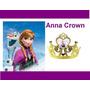 Tiara, Corona De Princesa Anna, Frozen