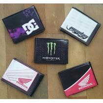 Billetera - Yamaha, Honda, Monster, Etc..