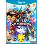 Super Smash Bros Nuevo Nintendo Wii U Dakmor Canje/venta