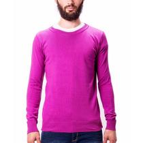 Sweater De Hombre Con Pitucones Massimo - Teo C/pitucones