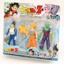 Muñecos Articulados Personajes Dragon Ball Z