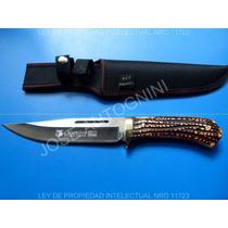 Cuchillo Columbia De Acero Inoxidable 440c, S/ Asta 30cm !!