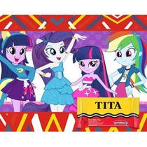 Kit Imprimible My Litlle Pony Cotillon Y Candy Imprimible