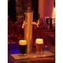 Pilon Chopera Cerveza Acero Inoxidale 3 Para Una Canilla