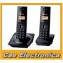 Telefono Inalambrico Panasonic Duo Tg1712 Det 6.0 R. Mejia