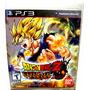 Dragon Ball Z Ultimate Tenkaichi Ps3 | Fisico- Minijuegosnet
