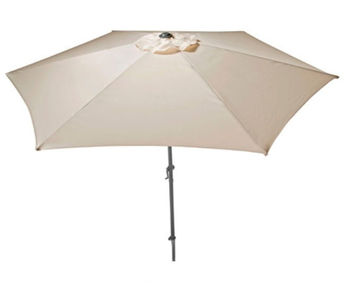 Sombrilla Jardin Grande Resistente Para Exterior Parasol