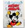 Libro. El Mundo Mágico De Mickey Mouse