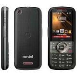 Motorola Nextel I418 En Caja Films En Vidrio Sin Remover 0km